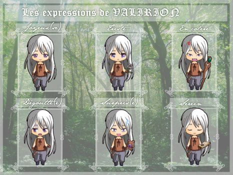 Meme Expressions Valirion by Amanda-AS