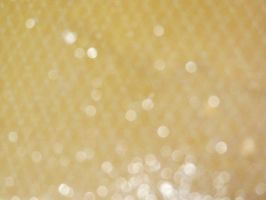 yellow bokeh v by hellohappycrafts