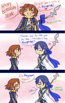 FE-Chrom's Birthday Surprise by Kilala04
