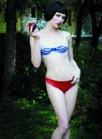 Turbulence calender 2013 (Snow White) by JFairy