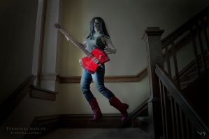 Marceline The Vampire Queen Cosplay by TerminaCosplay