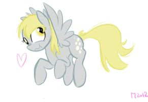 Derpys gonna derp by KeroseneCanine