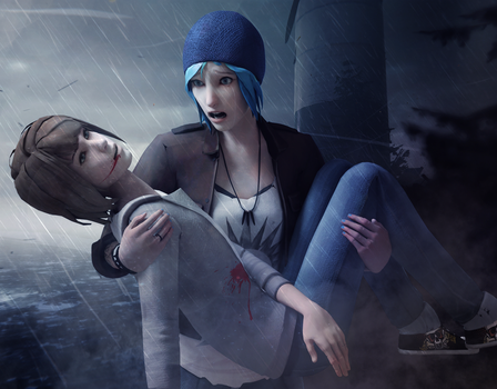 Life is Strange. Bad End by Mary-O-o