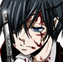 Forever Beaten .:Ciel:. by NaRuTo-LoVeR76