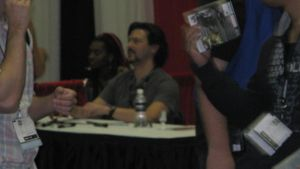 David Hayter for Solid Sake by ChrisXLee