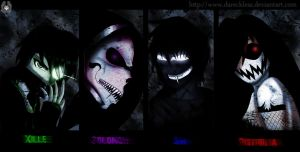 My Nightmares by DaReckless