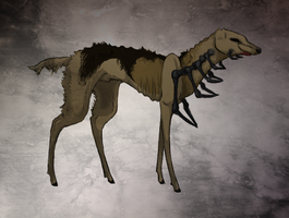 Creature Adoptable 2 CLOSED by NS-blue