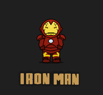 iron man by sooperdave
