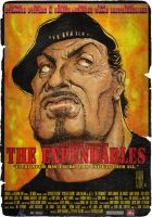 The Expendables by Parpa