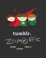 Tumblr Zombiefic by leonwingstein