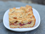 Peanut Butter and Jelly Bars by chompsoflife