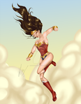 Wonder Woman {REVAMP} by Stacy-L-Gage