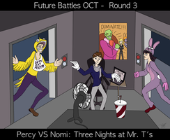 FBOCT Round 3 Cover by MacabreAustereRelume