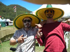 two crazy mexicans by paulabstruse