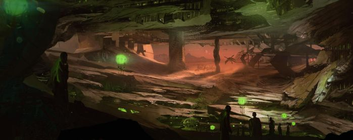 THE MAKER: Visions of Dune by bradwright