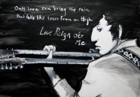 Love Reign O'er Me by Apple-Dee