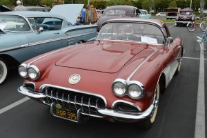 1960 Chevrolet Corvette II by Brooklyn47