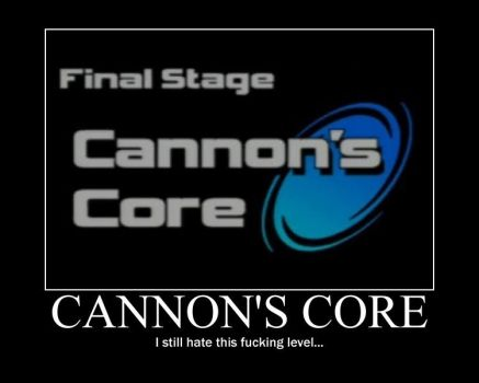 Cannon's Core poster by SilverBlade234