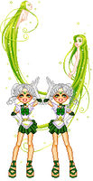 Sailor Gemini by eternalsailorpisces