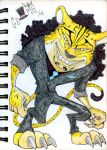 Rob Lucci by v-Germs-v