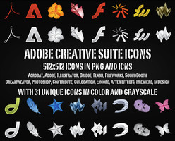 Adobe CS4 Master Collection by Zeptozephyr