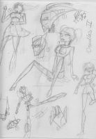 TF: Doodles -II- by another-language