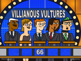Villianous Vultures on Feud by DJgames