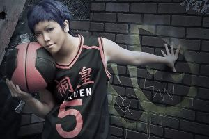Daiki Aomine cosplay - preview by dark1110