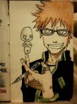 Ichigo and Me by naldojunio
