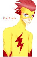 Kid Flash by x3Pochin