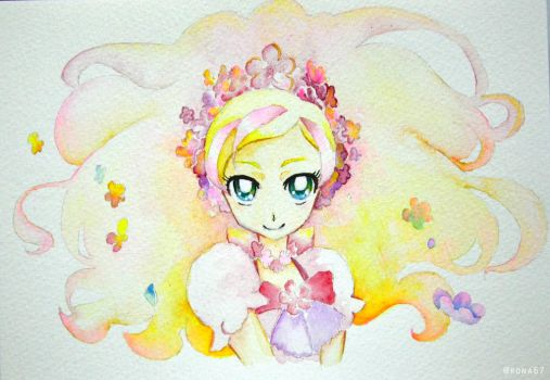 Blossom Princess by Rona67