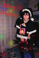 Xion makes a gift! by AriB-Rabbit