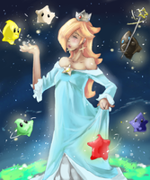 Mother of Luma by kango67