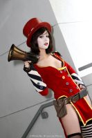 Borderlands - Mad Moxxi (AM2 2012) by BrianFloresPhoto