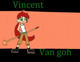 Vincent by remnant-imaginations