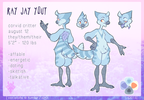 RAY JAY [2015 OFFICIAL REF] by VCR-WOLFE