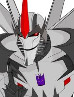 Starscream by ConstantM0tion