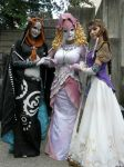 2 Princess and a Queen - PAX 2012 by nwpark