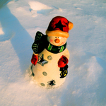Frosty the Snowman by DorottyaS
