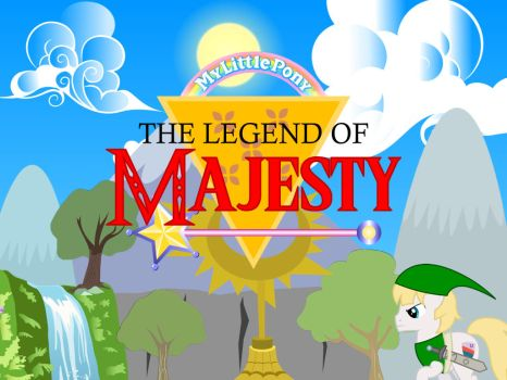 The Legend of Majesty wallpaper by 4-Chap