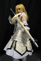 Midlands 2013 Winner- Hannah as Saber Lily by MCMComicCon