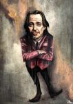 Steve Buscemi aka Mr Pink by zetadoble