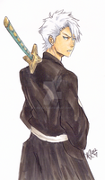 Turning Back Hitsugaya by 8Kaylin8