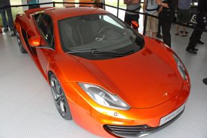 Mclaren MP4 12C by smevcars