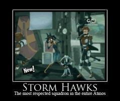 Storm Hawks by ShadowScorch