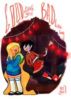 Bad Little guys by AninhaT-T