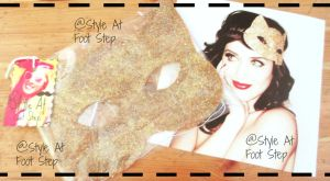 Katy Perry Inspired Mask! by lovefreek