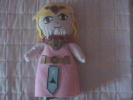 Zelda Plush by JokerMeister