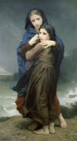 The Storm by Bouguereau by stormthor