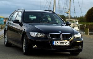 BMW 320 old  55mm f 1,2 Lens by sandor99